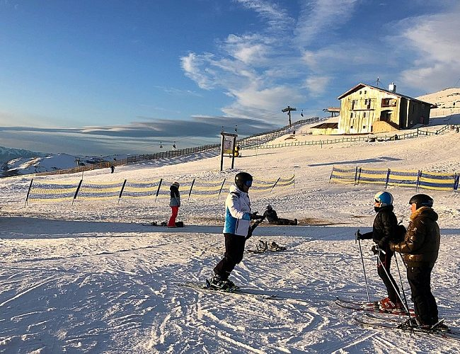 High Altitude Ski Lessons In Sinaia Now Available